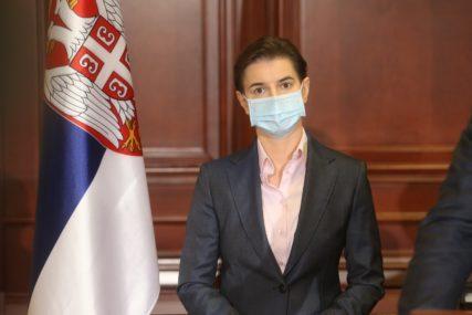 PRVE VAKCINE DO KRAJA GODINE Brnabićeva poručila da će Srbije među prvima dobiti lijek protiv korona virusa