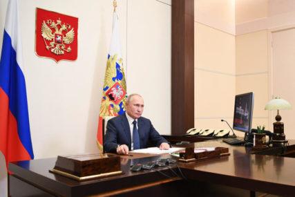 I DALJE NIJE BEZOPASNO Putin: Spriječena velika ekološka katastrofa