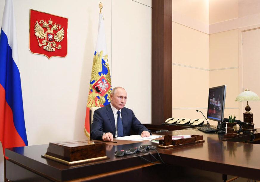 PUCNJAVA U KREMLJU  Putinov tjelohranitelj počinio samoubistvo