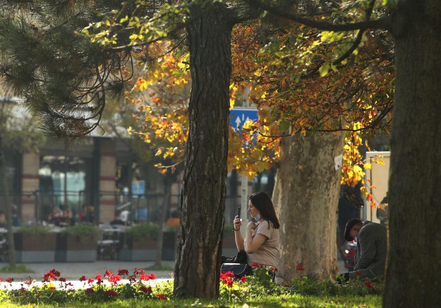 Danas sunčano i toplije: Početak jeseni u najljepšim bojama