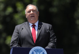 """""""NJIHOVI POSTUPCI SU AGRESIVNI"""" Amerikanci poručili da Evropa i SAD treba da se suprotstave Turskoj"""
