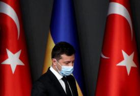 SITUACIJA SE KOMPLIKUJE Pored Ukrajinskog predsjednika zaraženo još nekoliko zvaničnika