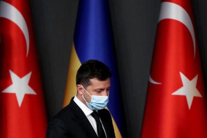 RAD NASTAVLJA ONLAJN Ukrajinski predsjednik pozitivan na korona virus