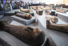 VELIKO OTKRIĆE U EGIPTU Pronađeno više od 100 netaknutih sarkofaga