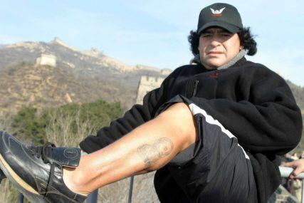 POMAGAO 50 PORODICA Maradona je mjesečno trošio više od 100.000 evra