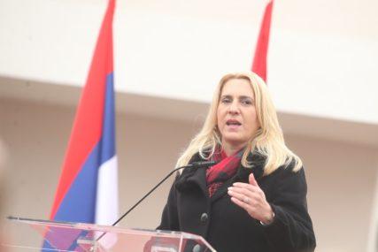 """Cvijanovićeva čestitala Svetog Savu """"Posvećenost i marljivost JEDINI ISPRAVAN PUT"""""""