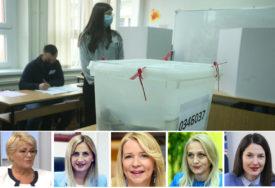 ONE SU IZDOMINIRALE U BANJALUCI Dame s najviše osvojenih glasova na izborima
