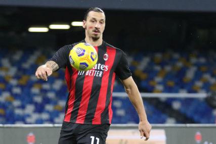 PEH ZA MILAN Ibrahimoviću slijedi nova pauza