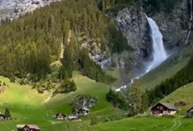 """""""NE ŽELIM DA ODEM, ALI IDEM"""" Švajcarsko selo se evakuiše na 10 godina"""