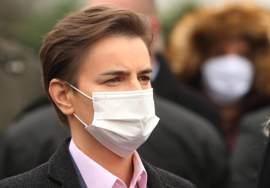 Brnabić o presudi Evropskog suda: Za sada nema razloga da vakcinacija bude obavezna u Srbiji