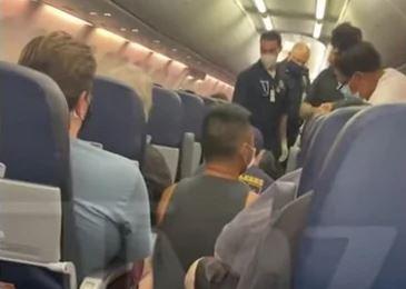 NEVJEROVATNO PUTOVANJE Zaraženi putnik ušao u avion tresući se i znojeći, a onda je krenula DRAMA (VIDEO)
