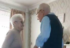 PRKOSE GODINAMA Baka i djed postali internet senzacija kada su pokazali kako PLEŠU U DEVETOJ DECENIJI (VIDEO)