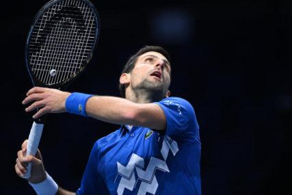 NOVAKOVIH 300 Čestitka ATP za sjajne rezultate srpskog tenisera