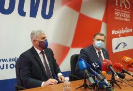 SASTANAK S ČOVIĆEM U MOSTARU Dodik pozvao Srbe da se okupe oko zajedničke liste, a ovo su ZAKLJUČCI DVOJICE LIDERA