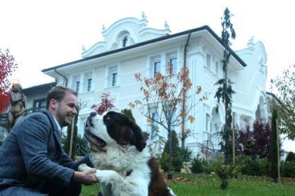 LJUBITELJ ŽIVOTINJA Stanivuković ne krije ljubav prema konjima još od djetinjstva
