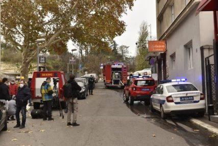 JEDNA OSOBA POGINULA U EKSPLOZIJI Jaka detonacija na gradilištu u Beogradu, DVOJE LJUDI TEŠKO POVRIJEĐENO