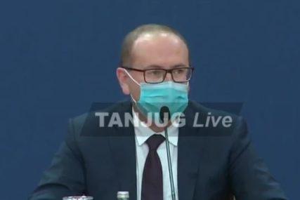 SVE MJERE OSTAJU NA SNAZI I DALJE Gojković: Za ulazak u Srbiju od 20. decembra potreban negativan PCR test