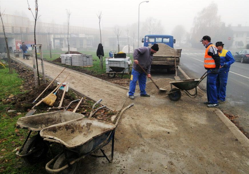 NE GRADI SE SAMO U KAMPANJI Infrastruktura i putevi u Lijevču i dalje na prvom mjestu
