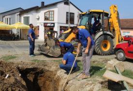BIĆE VIŠE PITKE VODE Radovi na proširenju vodovodne mreže u Gradiški