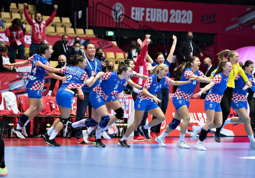 MEDALJA ZA HRVATSKU Rukometašice potvrdile epitet najprijatnijeg iznenađenja Evropskog prvenstva