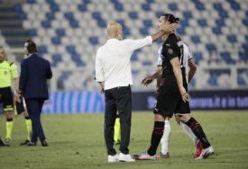 PROMIJENIO ODLUKU Ibrahimović: Ljetos sam Pioliju rekao da se povlačim, ali sam se predomislio