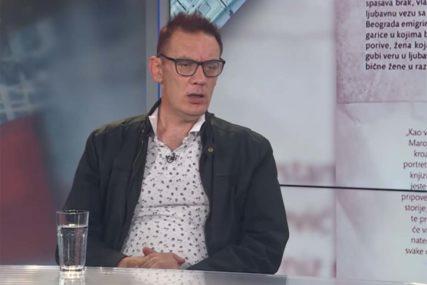 """VIJEK LOGORA I STRADANJA Igor Marojević u Banjaluci promoviše roman """"Ostaci sveta"""""""