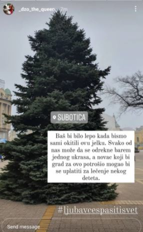 FOTO: MILENA STOJSAVLJEVIĆ/PRIVATNA ARHIVA
