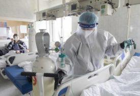 CRNI KORONA PRESJEK U svijetu umrlo više od dva miliona ljudi od korona virusa