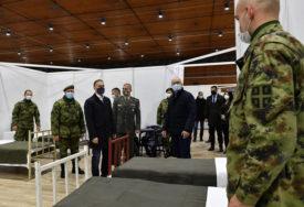 KOVID BOLNICA SPREMNA Novosadski sajam moći će da primi više od 300 PACIJENATA (FOTO)