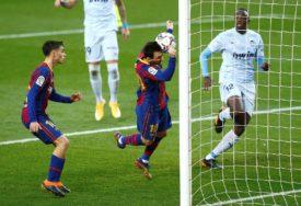 MESI DOSTIGAO PELEOV REKORD Argentinski fudbaler postigao 643. gol u dresu Barselone