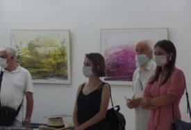 Izložba slika sa Likovno-ekološke kolonije u Laktašima: Kada civilizacija pokaže ružnu stranu, TRČIMO MAJCI PRIRODI