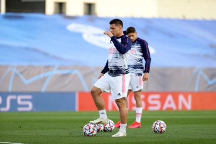 JOVIĆ DEFINITIVNO IMA KLUB Real Madrid šalje napadača na pozajmicu