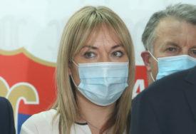 Dragojević-Stojić poručila: Vjerovati u Dodikova obećanja, jednako je vjerovati u bajke