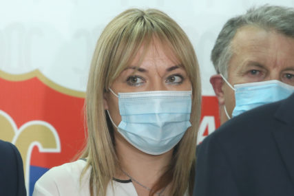 Dragojević-Stojić reagovala na Dodikovu izjavu: Lider SNSD u svojoj bahatosti počeo da broji krvna zrnca