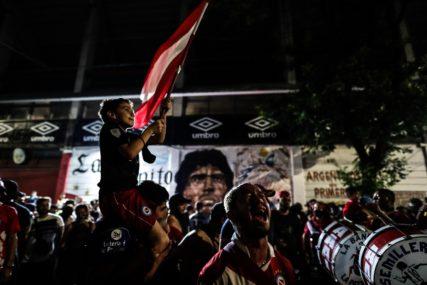 ZAHVALNOST BUENOS AJRESA Maradona dobija ulicu kod stadiona koji nosi njegovo ime
