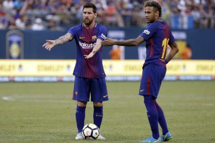 """""""KLUB NEMA NOVCA"""" Mesi smatra da je povratak Nejmara u Barselonu NEMOGUĆA MISIJA"""