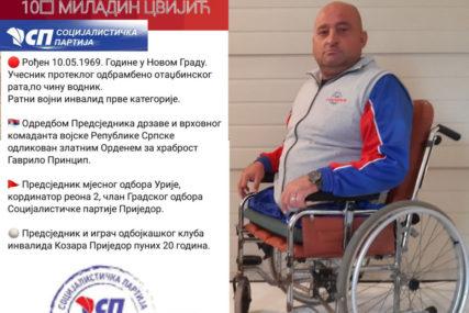 ČETVORICA GA NOSE DO POSLA Njegova pobjeda na izborima otkrila koliko BRINEMO o osobama s invaliditetom