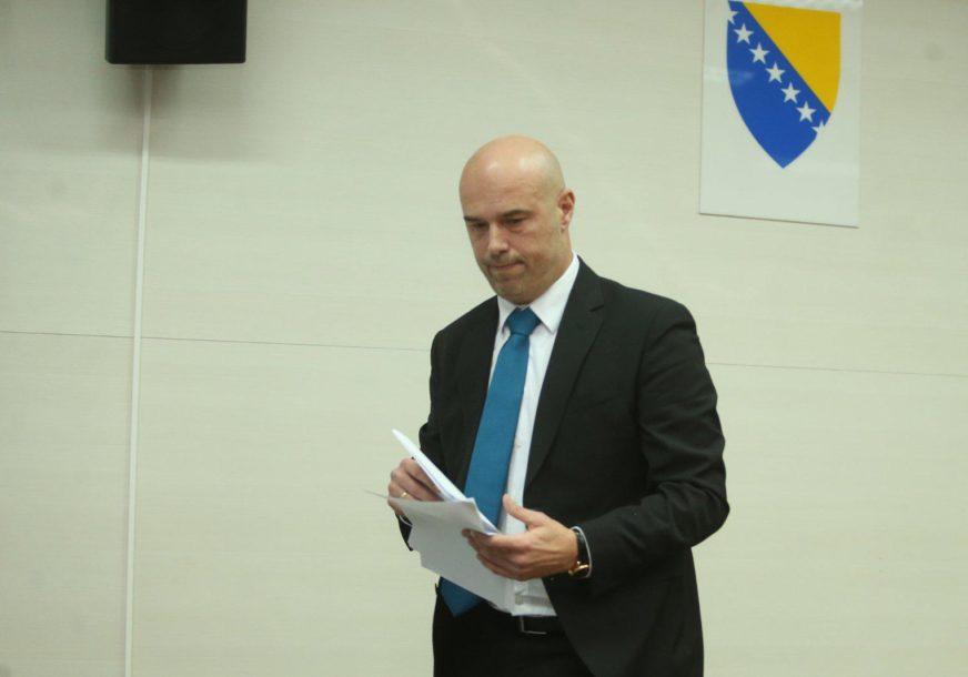 """""""U pravosuđu nezavisan, u politici opredijeljen"""" Tegeltija odgovorio na prozivke da je Dodikov politički igrač"""
