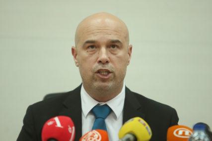Tegeltija: Smjena Tadićeve je projekat SDA koja želi da preko pravosuđa upravlja svim procesima u BiH
