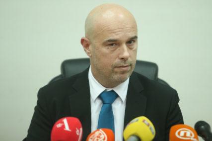 Tegeltija poručuje: Izbor rukovodstva VSTS biće nezakonit