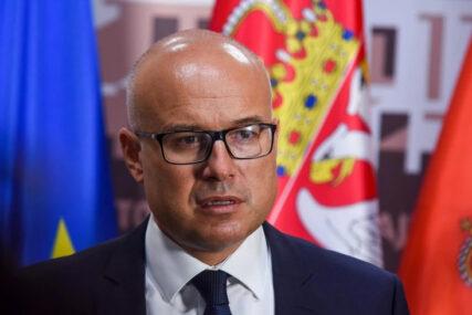 Vučević potvrdio: Podnijete KRIVIČNE PRIJAVE protiv Vučića i Vulina