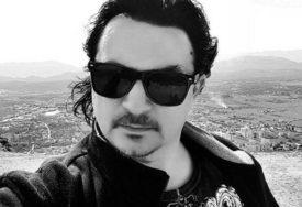 """""""SRETAN PUT U NOVA I VJEČNA PROSTRANSTVA"""" Preminuo poznati banjalučki muzičar Mladen Keser, prijatelji se opraštaju"""