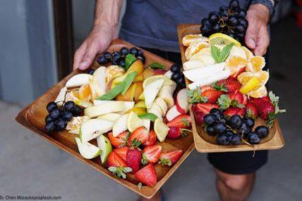 Koje voće konzumirati tokom dijete?