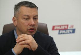 """""""MAZALICA I ŽUNIĆ LAŽU"""" Nešić tvrdi da je lično poželio Dodiku brzo ozdravljenje"""