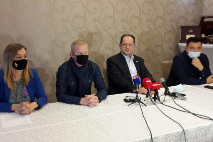 ZAJEDNIČKI ZAHTJEV OPOZICIJE Gligorić: Očekujemo da će CIK ponoviti izbore u Doboju