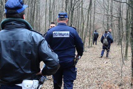 Na njivi PRONAĐENA BOMBA: Upaljač potpuno zarđao, policija na terenu