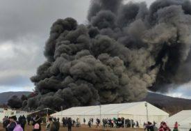 MIGRANTSKA KRIZA KAO TEMPIRANA BOMBA Šta otkriva požar u kampu kod Bihaća (FOTO)