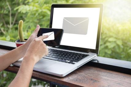 """NEKA VAŠI RAČUNI STIŽU NA VAŠU MEJL ADRESU Prijavite se na m:tel """"Račun na mail"""" i poklon od 2 GB mobilnog interneta"""