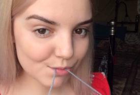 RADO, RADMILA! Ova djevojka je postala popularna zbog svog dugačkog jezika (VIDEO)