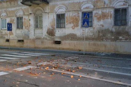 NEMA STRADALIH NI POVRIJEĐENIH U DVORU Arbutina: Zemljotres napravio ogromnu materijalnu štetu